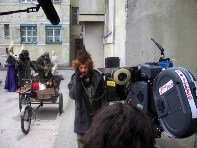 Snemanje mehika III
