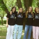 Sanja, Anja, Petra pa Mojca na obiske kmetijske šaule;):***