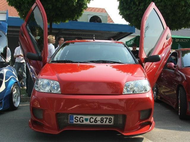 Avtoshow Ptuj 2006 - foto