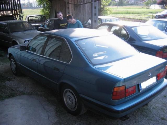 BMW E34 530i - foto