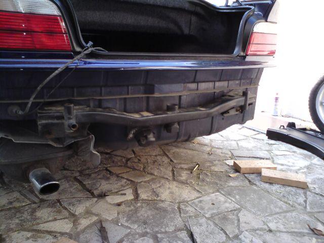 E36 320iM52 cabrio - foto
