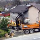 Zemeljska dela - marec 2008