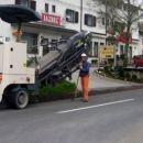 16.04.2008 - rezanje asfalta