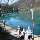 Ogled jezera - Most na Soči