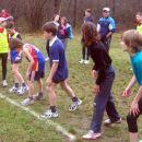Start dečkov - kategorija E - 11let - v tej kategoriji nas je Idrce zastopal Volarič Marti