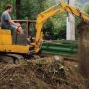 Junij 2003 - mini kopač