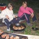 Bazlovi ob pečenju