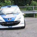 Rosetti Luca - končno 2.mesto / Peugeot 207 S2000