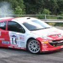 Perico Alessandro - končno 7.mesto/ Peugeot 207 S2000