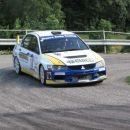 Dallavilla Andrea - končno 8.mesto/ Mitsubishi Lancer Evo IX