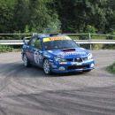 Cavallini Tobia - končno 10.mesto / Subaru Impreza Sti