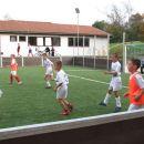V soboto 12.10.2007 so najmlajše selekcije otvorile novo pridobitev v Kobaridu - malonogom