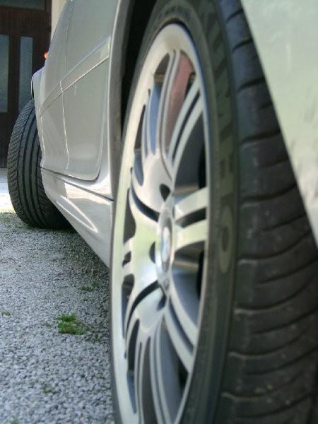 Felge M3 - foto