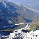 Pogled z vrha Za Ak, k Ingotu