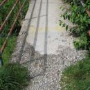 7km(5km+2km) - 550m za visečim mostom v Levcu