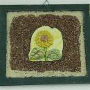 semenska slika z odlitkom