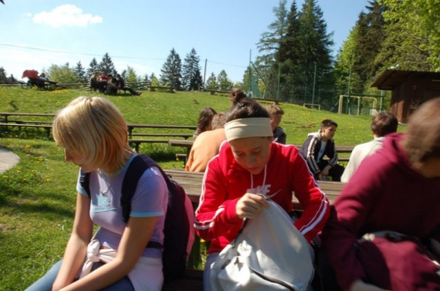 7. maj šola - Lučka nas pelje u PM - foto