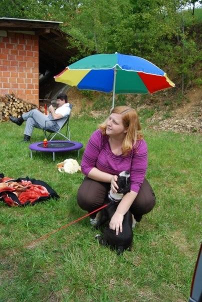 Pasji piknik - april 09 - foto povečava