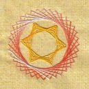 zvezda v krogu - 2. korak