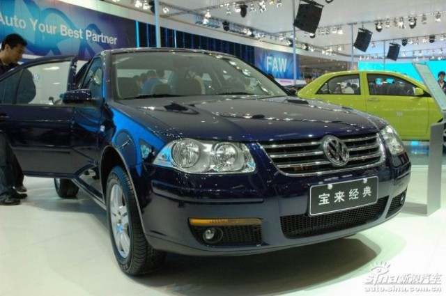 Faw Volkswagen Bora Gp And Bora Classic Page 2 China Car Forums