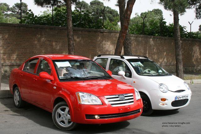 Modiran Khodro Iran (MVM) [Archive] - China Car Forums