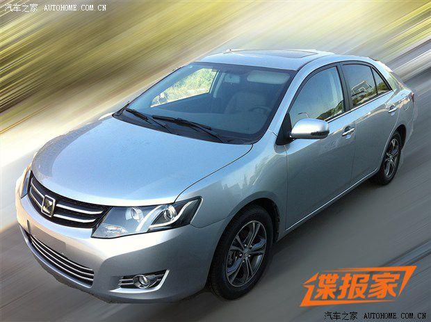Zotye Z300 Page 2 China Car Forums