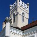 osrednji stolp,