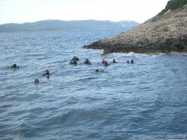 Potapljanje- zaglav 2008 - foto