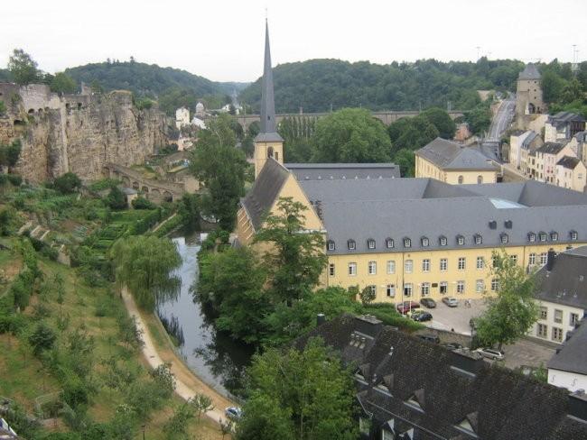 Del mesta v Luksemburgu