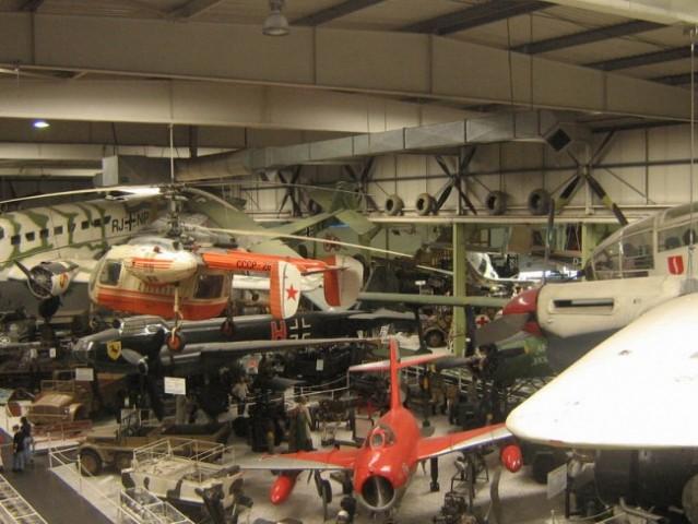 Avto&Tehnični muzej  Sinsheim v Nemčiji