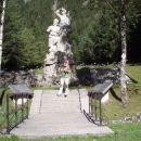 Vojaško pokopališče iz 1. svetovne vojne