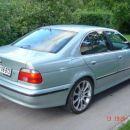 MY BABY BMW 540I