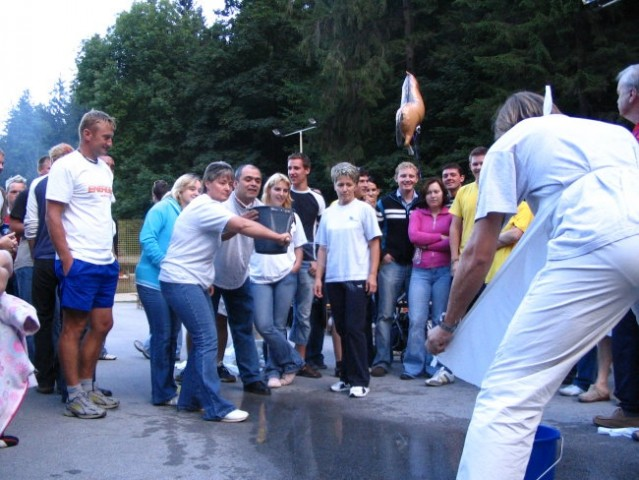 Tekmovanje športno kulturnih društev Florjan  - foto