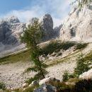 Turska gora s svojim žlebom