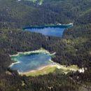 Tako blizu, pa vendar tako daleč...Mangartski jezeri (Belopeški)