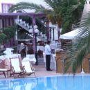 Hotel Antinea, julij 2006