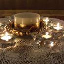 Svečke pri Adriani