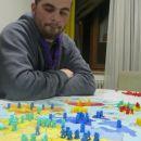 Luka pripravlja strategijo za napad