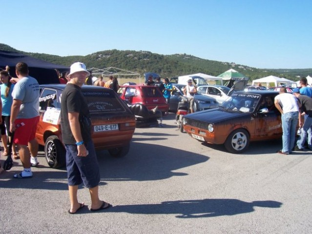 Drag race Rijeka 26.8.2007 - foto