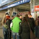 Stazione Termini - nakup dnevnih vozovnic za vse oblike javnega prevoza