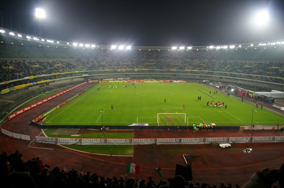 Chievo Verona vs. AS Roma (6.12.2008) - foto povečava