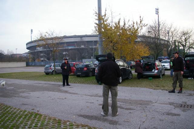 Chievo Verona vs. AS Roma (6.12.2008) - foto