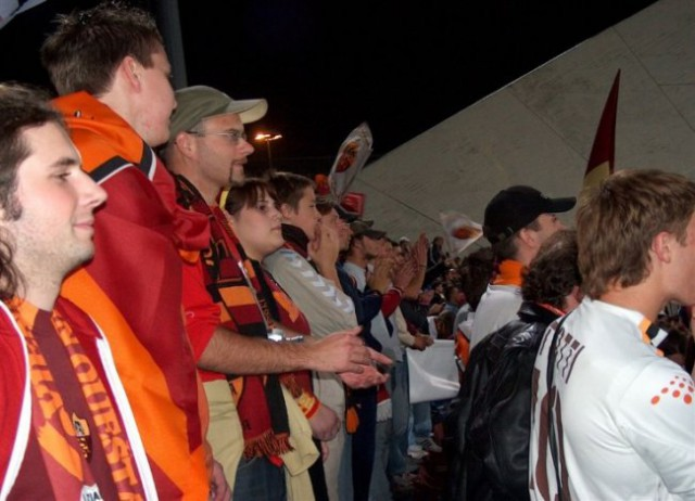 Udinese - AS Roma (29.10.2006) - foto