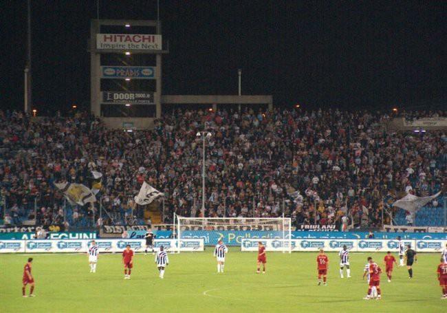 Udinese - AS Roma (29.10.2006) - foto povečava