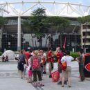 Stadio Olimpico od blizu
