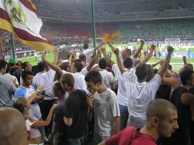 Inter - AS Roma (19.08.07) - foto