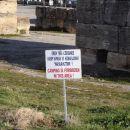 na območju ostankov antičnega mesta Hierapolisa in naravne znamenitosti Pamukkale je kampi
