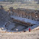 Amfiteater v Hierapolisu