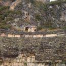 Antično gledališče v Myri