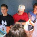 Pogod gasilske mladine Brezovica 2007